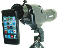 iPhone Spotting Scope