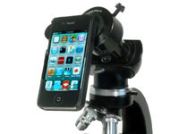 iPhone Microscope